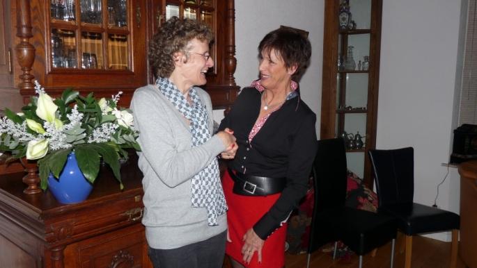 Afscheid Juf Loes 2011(klik op een foto om hem te vergroten)